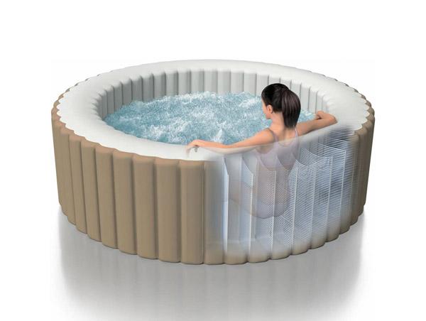 Best PureSpa Portable Bubble Massage Spa Set overview
