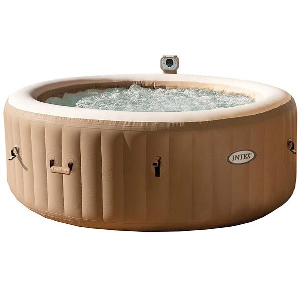 Intex 85in PureSpa Portable Massage Spa Set reviews