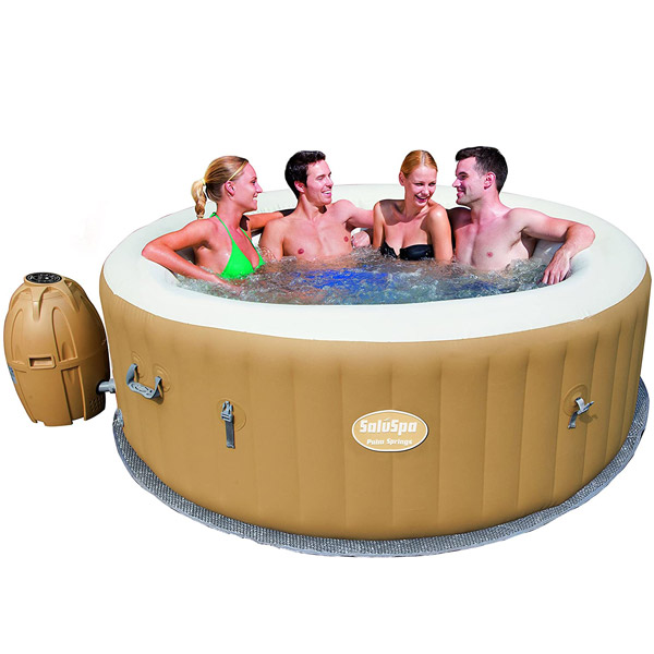 SaluSpa Palm Springs AirJet Hot Tub Review
