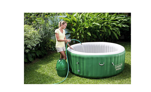 Top Best Coleman Lay Z Spa Inflatable Hot Tub Review