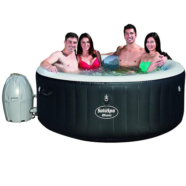 Bestway Saluspa Miami AirJet Hot Tub Reviews