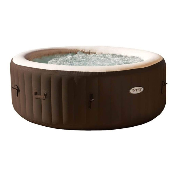 Intex Pure Spa 4 Person Inflatable Jet Massage Hot Tub reviews