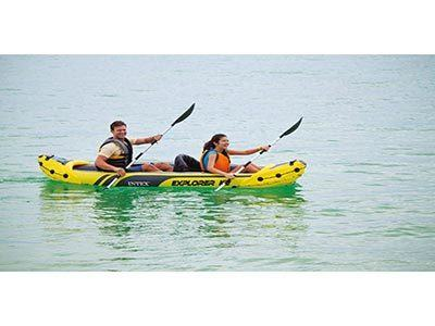 best inflatable fishing kayaks