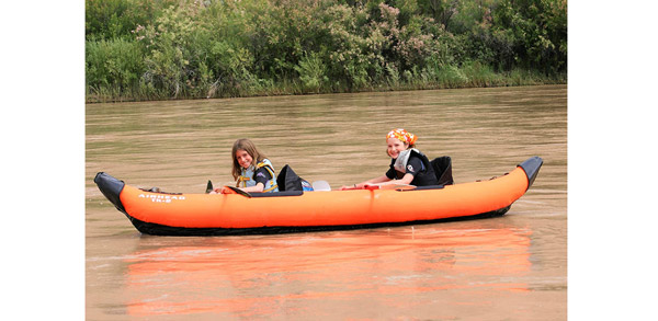 Best Airhead Montana Inflatable Kayak