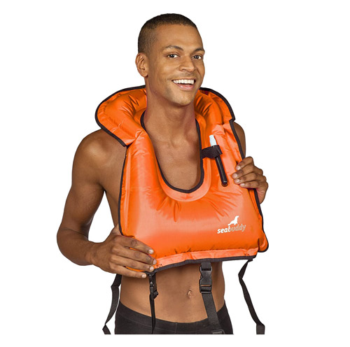 Best SealBuddy Inflatable Snorkel Jacket Free Diving Safety