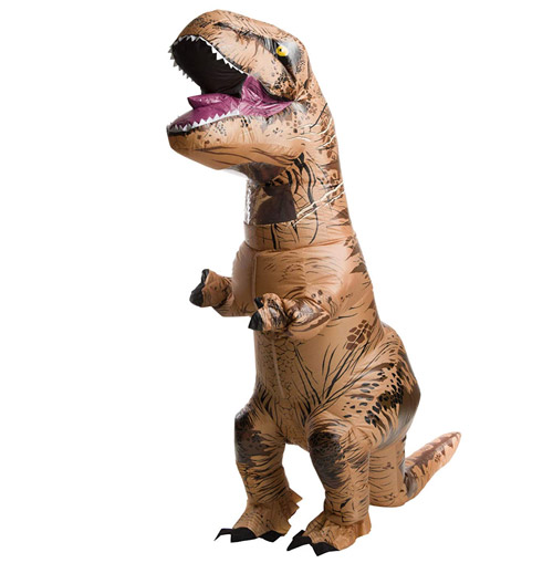 Inflatable T Rex Halloween Costume Reviews