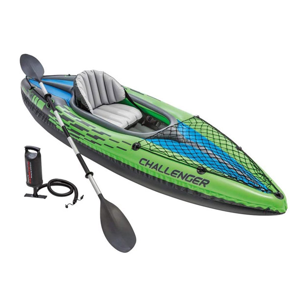 Intex Challenger K1 Kayak overviews