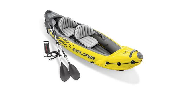 Intex Explorer K2 Kayak Reviews