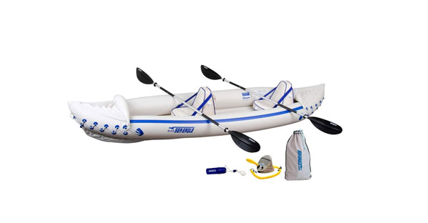 Sea Eagle SE370 Inflatable Sport Kayak Pro reviews