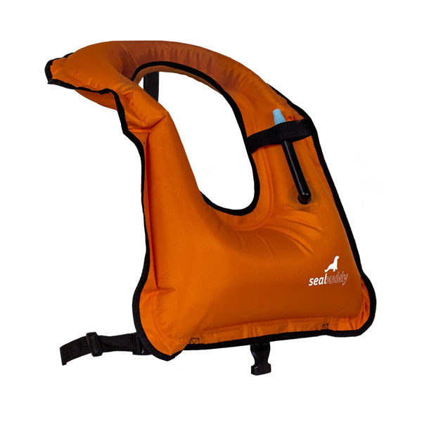 SealBuddy Inflatable Life Vest reviews