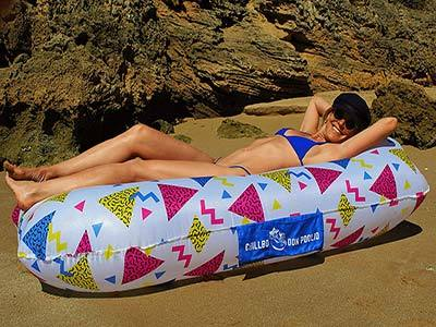 Chillbo Don POOLIO Best Pool Floats Inflatable Lounger