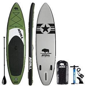 Atoll Foot Inflatable SUP