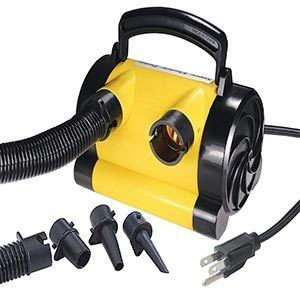Best Inflatable Air Pumps