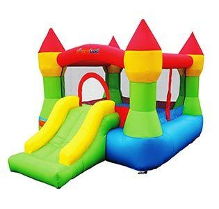 Bounceland Castle WHoop Inflatable Bounce House