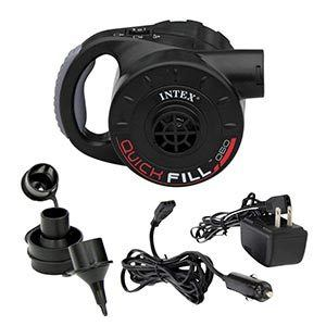 Intex Quick Fill Rechargeable Air Pump