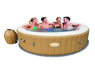 SaluSpa Palm Springs AirJet Inflatable Person Hot Tub