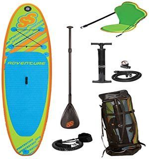 Sportstuff Adventure Stand Up Paddleboard