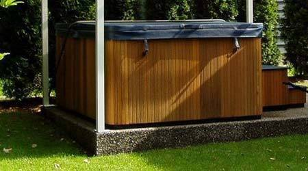 importance of hot tub cover