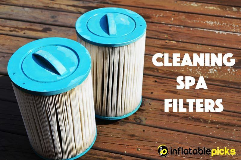How to Clean Spa Filters in a Dishwasher