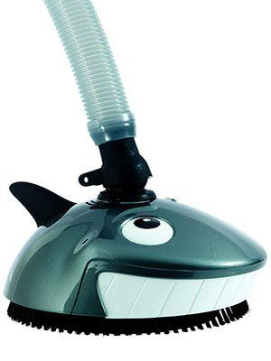 Pentair 360100 Kreepy Krauly Lil Shark Above Ground Pool Cleaner