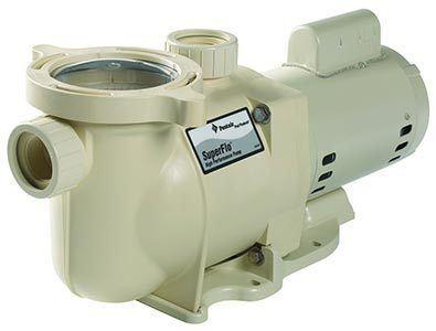 Pentair 340041 SuperFlo High Performance Single Speed Pool Pump